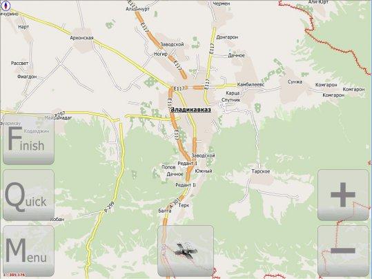 Северная Осетия - Алания Респ. (v. 1.1 от 04 октября 2010г.)