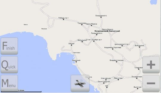 Камчатский край (от 19 октября 2010 г.)