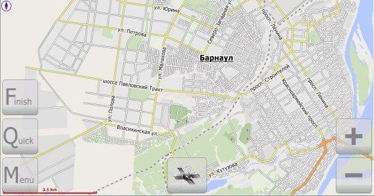Алтайский край (v. 2.1 от 19 октября 2010г.)