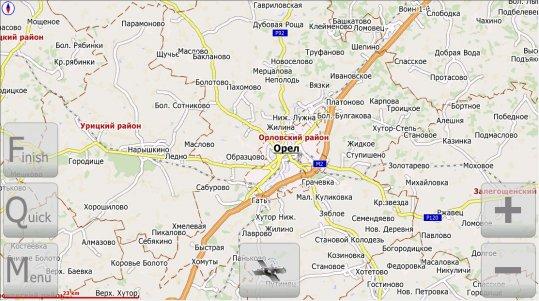 Орловская обл. (v. 3.1 от 04 ноября 2010г.)