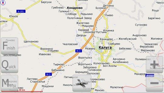 Калужская  обл. (v. 2.2 от 12 ноября 2010г.)