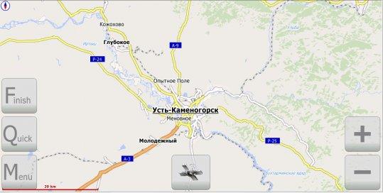 Восточно-Казахстанская обл. (v.1.1 от 19 ноября 2010г.)