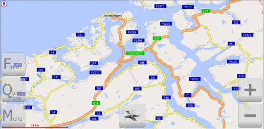 Западная обл. Норвегии (v.1.0 от 26 ноября 2010г.)