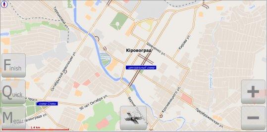 Кировоградская обл. Lite (январь 2013г.)