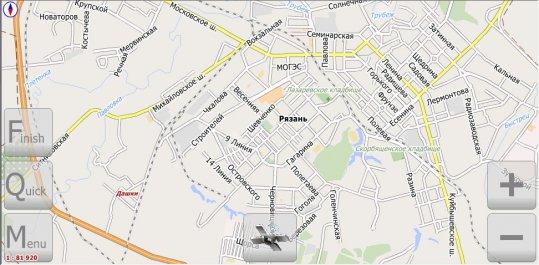 Рязанская обл. (v.1.0 от 09 декабря 2010г)