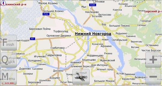 Нижегородская обл. (v.11.2 от 29 ноября 2010г.)