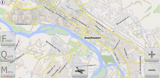 Биробиджан (v.1.1 от 30 декабря 2010г.)