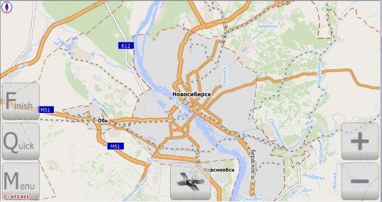 Новосибирская обл. (v.1.17 от 11 января 2011 г.)