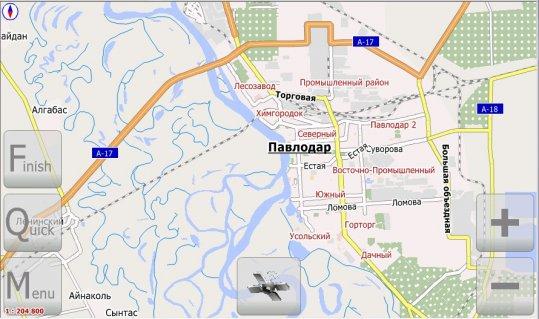 Павлодарская обл. (v.1.1. от 19 января 2011 г.)