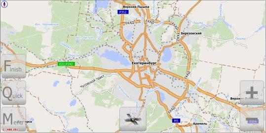 Екатеринбург и Свердловская обл. (v.1.28 от 24 января 20111 г.)