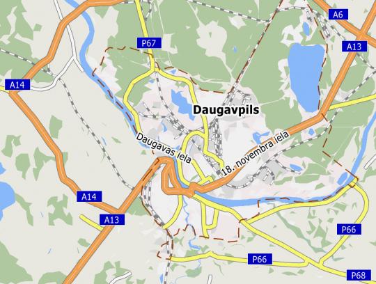 Латвия (v.1.1 от 4 февраля 2011г.)