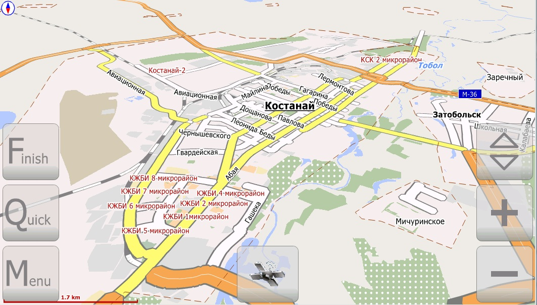 Карта Города Костанай - stylepdfs: http://stylepdfs.weebly.com/blog/karta-goroda-kostanay