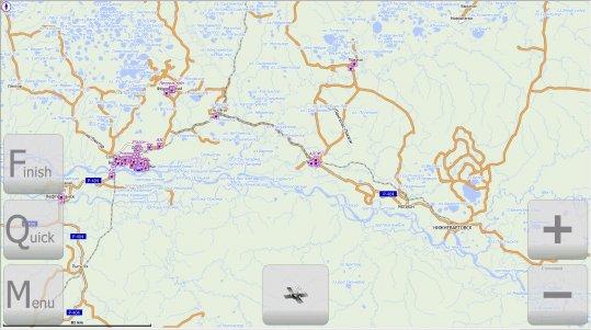 карта автомобильной дороги тобольск нефьюганск работы уборщица